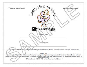 Give the Gift of Creativity!
