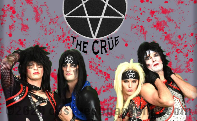 Meet The CRÜE!